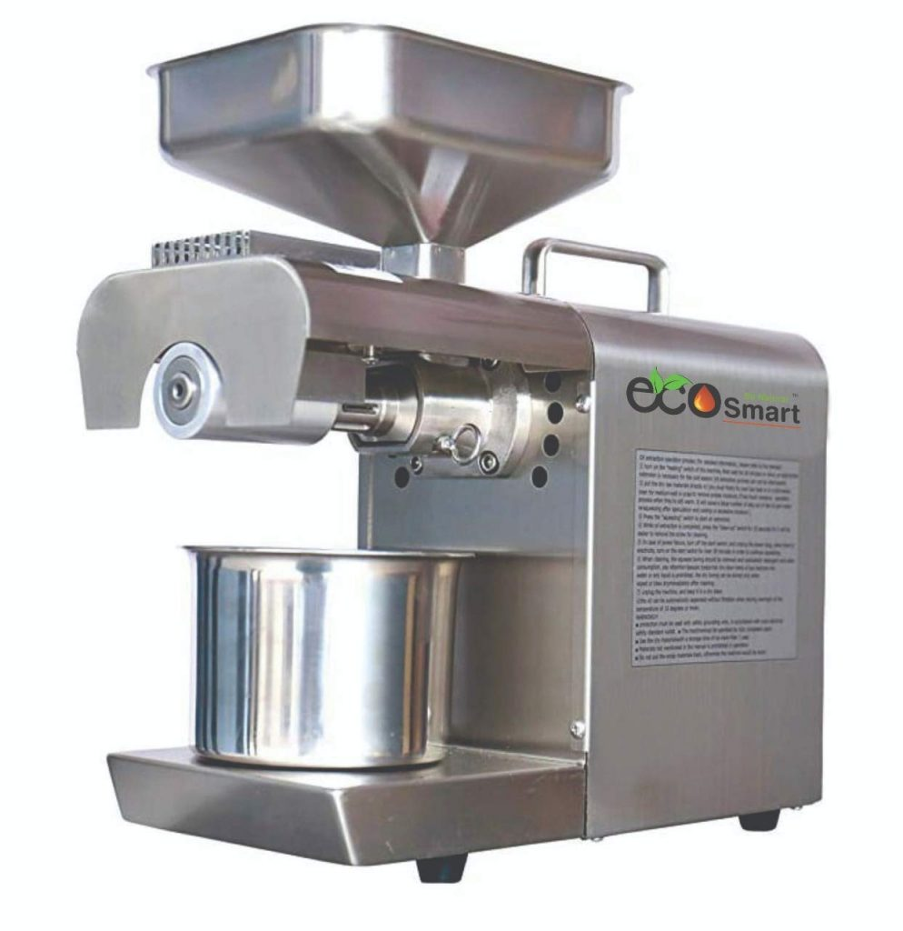 तेल प्रेस मशीन निर्माता - Oil Press Machine Maker in India