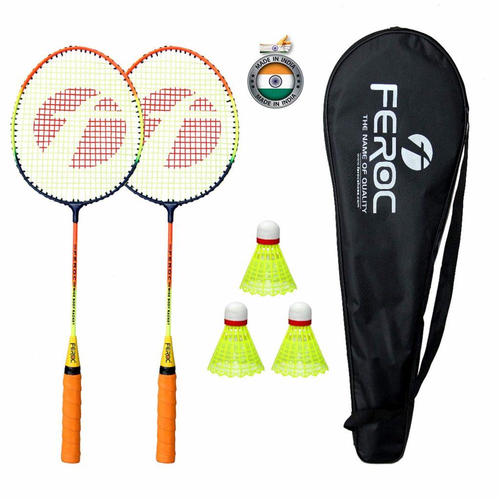 सर्वश्रेष्ठ बैडमिंटन रैकेट - Best Badminton Rackets in India